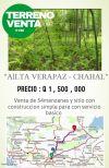 Venta de Terrenos en GUATEMALA, JALAPA